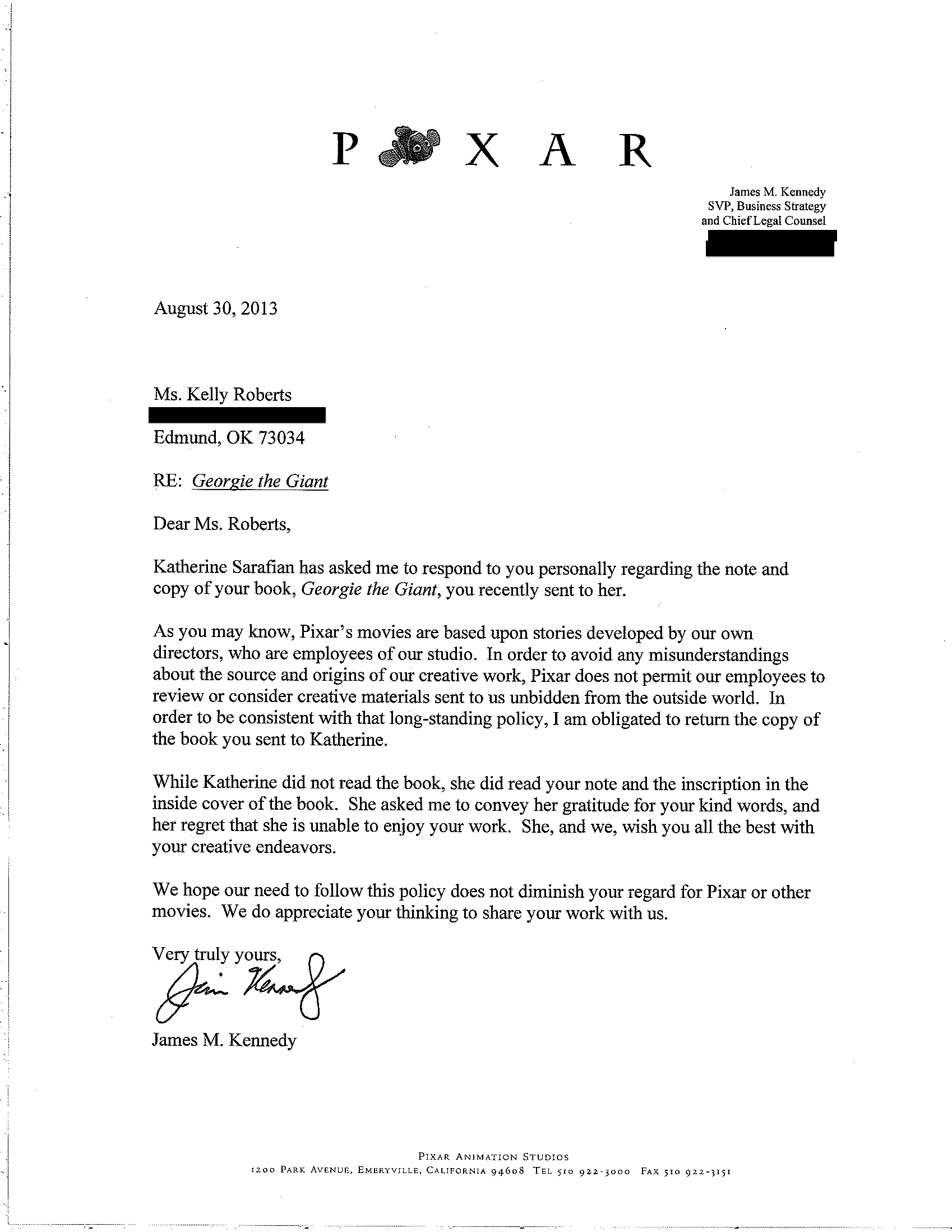 pixar animation studios essay example Celebrating pixar's up: my essay exactly two  this blog is not under the control or supervision of the walt disney studios or pixar animation studios.